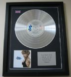 TINA TURNER - Simply The Best CD / PLATINUM LP DISC